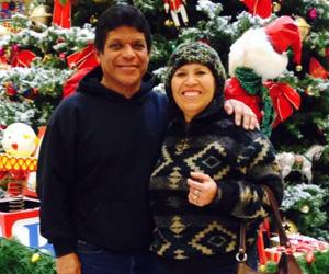 Hector and Noemi Briseno Pastors of Rio De Paz