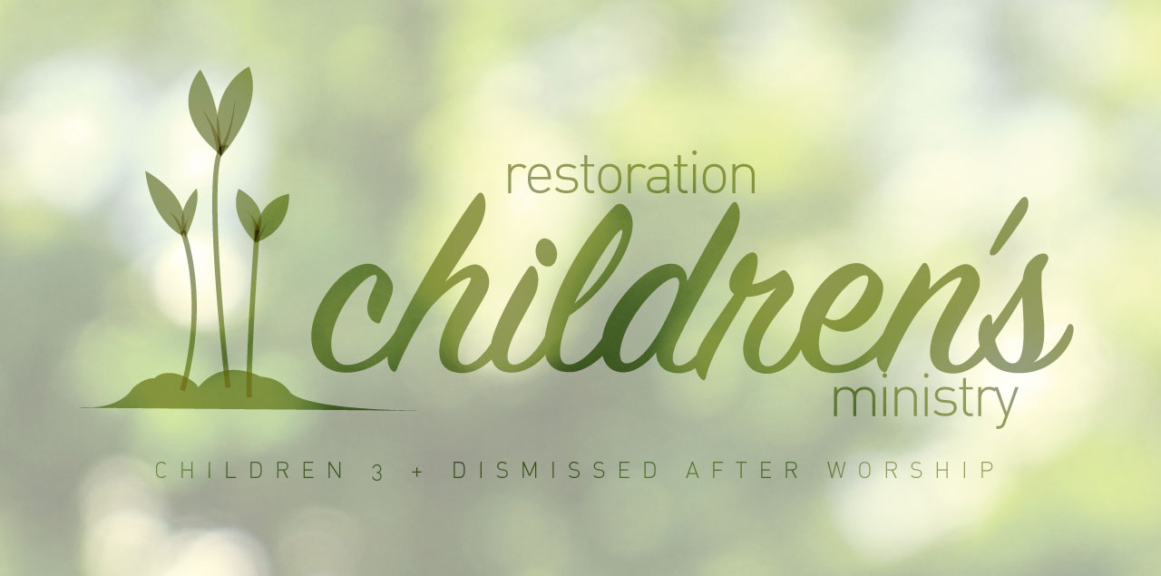 Restoration Children's Ministry at Restoration Fellowship Church in Pagosa Springs